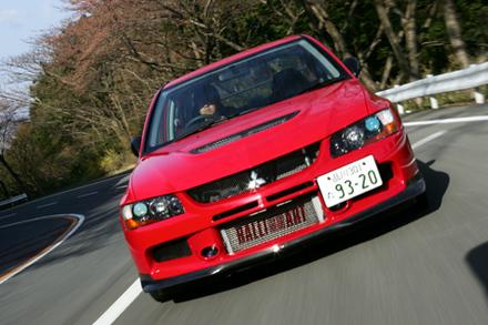 2005ワークスチューニンググループ合同試乗会(RALLIART篇)【試乗記】