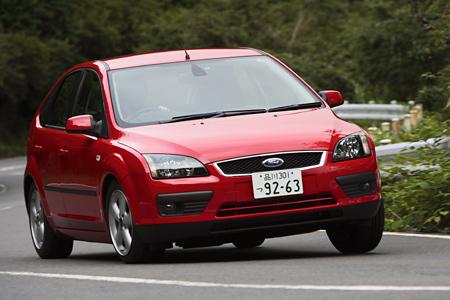 フォード・フォーカス 2.0(4AT)【試乗速報】