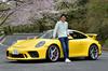 谷口信輝の新車試乗――ポルシェ911 GT3(前編)