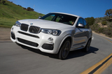 BMW X4 M40i(4WD/8AT)【海外試乗記】