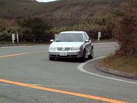 フォルクスワーゲン・ボーラV6 4モーション(6MT)【ブリーフテスト】の画像