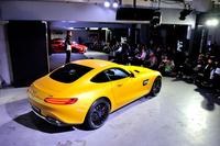 今回の発表を機に、AMGのブランド名が「メルセデスAMG」に改められた。