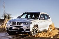 「BMW X3 xLine」