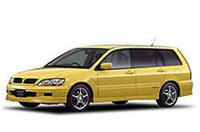 三菱「ランサーセディア」にスポーティな特別仕様車の画像