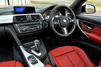 BMWアクティブハイブリッド3 Mスポーツ(FR/8AT)【短評】