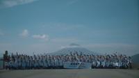 2012年10月13日に箱根のターンパイクで開催された、第1回「86S」の様子。