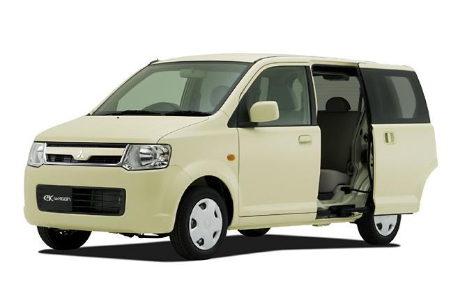 三菱eKワゴン/eKスポーツ【試乗記】