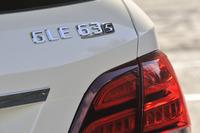 現時点では「350d」と「63 S」のみという思い切ったラインナップ構成をとる「GLE」シリーズ。今回試乗したのは後者。車両価格は1740万円。