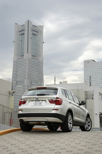 BMW X3 xDrive35i(4WD/8AT)【ブリーフテスト】