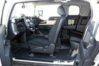 トヨタFJクルーザー(5AT/4WD)【海外試乗記】の画像