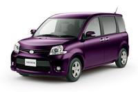 「トヨタ・シエンタ」小変更 FF車は燃費向上