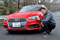 「谷口信輝の新車試乗」――アウディA4 2.0 TFSIクワトロ スポーツ(後編)の画像