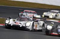 WECでは、プロトタイプから市販車ベースまで、さまざまなレーシングカーが混走する。