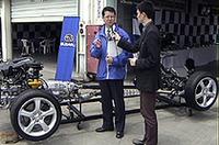 【Movie】新型レガシィ開発陣にインタビュー! トランスミッション篇6