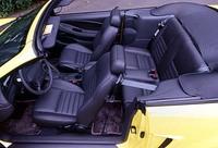 フォード・マスタング コンバーチブルG「イエローマスタング」【ブリーフテスト】の画像