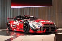 2014年シーズンのSUPER GTを戦う、GT500クラスの「GT-R」。写真はニスモの23号車。
