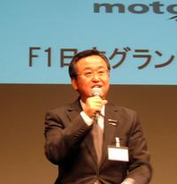 山科氏いわく、母国GPだからといって、日本GP用の特別な開発予算などはないとのこと。昨今どのチームも台所事情は厳しいが、「コスト削減によって、たとえ予備パーツが少なくなることはあっても、個々の性能が落ちることはありえません」。