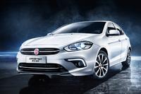 GACフィアットの中国生産モデル第2弾「オッティモ」。先に発表されたセダンの「ビアッジオ」をベースとしている。
