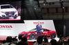 ホンダ、新型の燃料電池車を世界初公開【東京モーターショー2015】