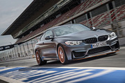 BMW M4 GTS(FR/7AT)【海外試乗記】