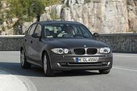 BMW1シリーズがフェイスリフトし、装備を充実の画像