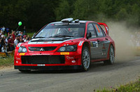 【WRC 2005】チーム・クローズアップ「目指せ凱旋復活、三菱」の画像