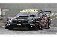 【SUPER GT 2006】GT「インプレッサ」が4WD化、「トランスアクスル方式シンメトリカルAWD」採用の画像