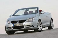 VWのクーペカブリオレ「Eos」10月に発売の画像