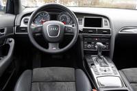 アウディS6(4WD/6AT)【海外試乗記】の画像