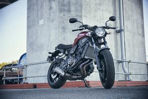 ヤマハXSR700(6MT/MR)【レビュー】