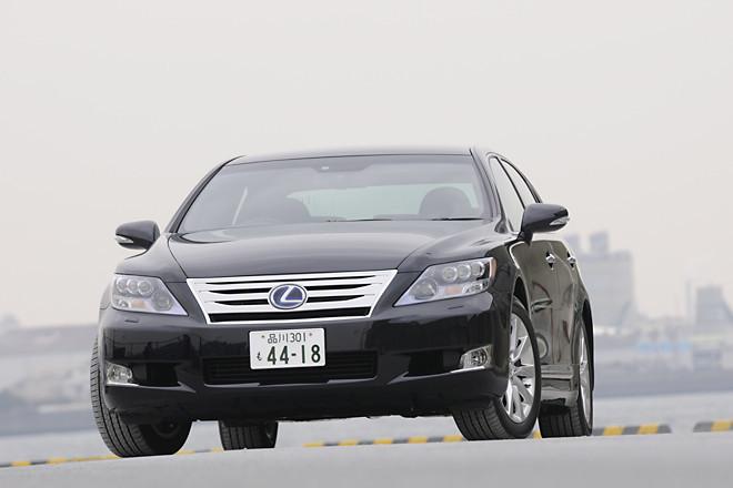 レクサスLS600hL バージョンUZ(5人乗り)(4WD/CVT)【試乗記】