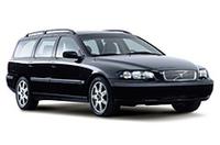 ボルボ「V70」の特別限定車「ブラックサファイア」発売の画像