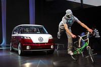 小さなバンのコンセプト「VWブリー」登場【ジュネーブショー2011】