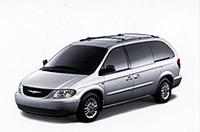 クライスラー「ボイジャー」2003年モデル発売の画像