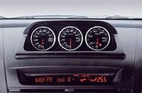 マツダスピードの「RX-8」用スポーツメーターの画像