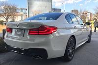 「BMW 540i xDrive Mスポーツ」