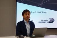 三菱総合研究所の杉浦孝明氏は「自動運転車は、人口集積が進む都市部の移動の効率化と、過疎化が進む郊外部の移動手段の確保の両面で意義がある」と語った。