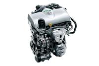 新型1.3リッターガソリンエンジン。