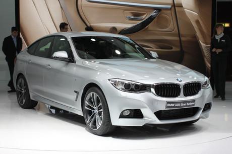 ジュネーブショー2013の会場から、BMW、MINI、アルピナの注目モデルを写真で紹介する。