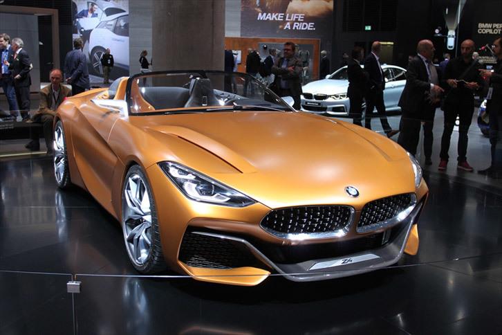 BMWコンセプトZ4(エクステリア)