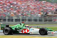 ジャガー、2004年でF1から撤退、コスワースとともに売却への画像