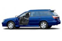 スバル「レガシィ」に福祉車両の画像