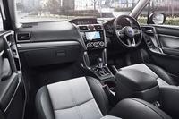 「スバル・フォレスター」にスエードシートの特別仕様車の画像