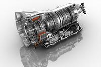 ハイブリッド車用8段オートマチックトランスミッション「8P70H」。