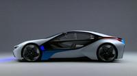 【Movie】BMW、高性能でエコなコンセプトカーを出展【フランクフルトショー09】の画像