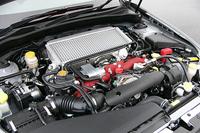 エンジンはSTI専用となるが、スペック等詳細はあかされていない。