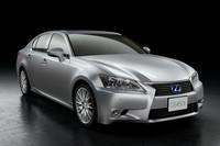 レクサス、次期「GS」シリーズを日本初公開【東京モーターショー2011】