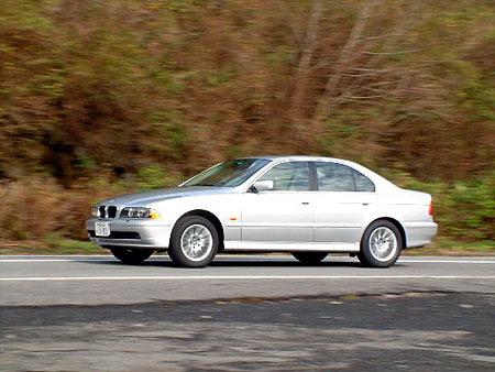 BMW530i Hi-Line(5AT)【ブリーフテスト】