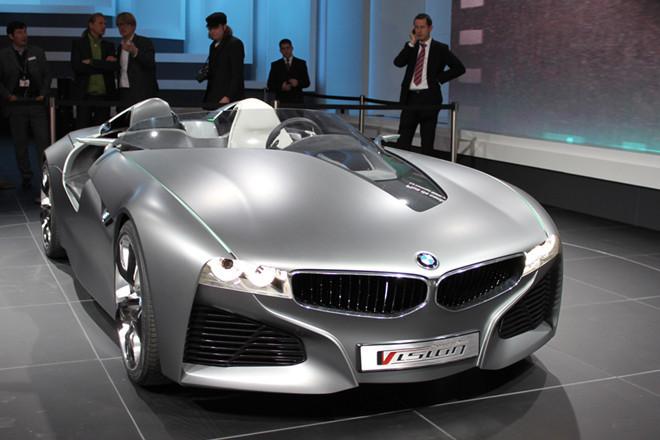 BMWヴィジョン コネクテッドドライブ