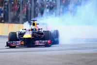 最終戦ブラジルGP決勝結果【F1 2013 速報】の画像